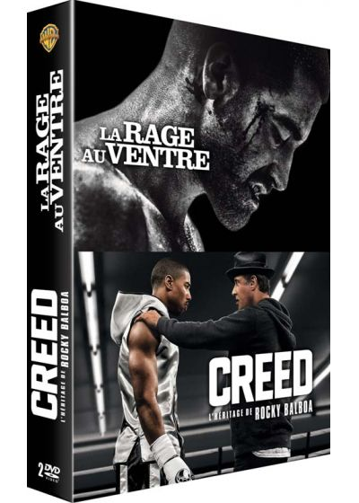 Creed + La rage au ventre (Pack) - DVD