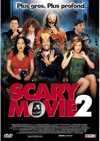 Scary Movie 2 (Édition Simple) - DVD