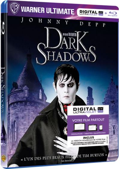 Dark Shadows (Warner Ultimate (Blu-ray + Copie digitale UltraViolet)) - Blu-ray