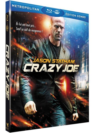 Crazy Joe (Combo Blu-ray + DVD) - Blu-ray