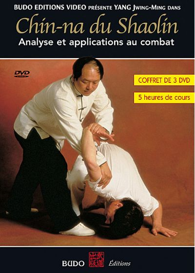 Chin-na du Shaolin - Analyse et application au combat - DVD