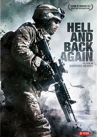 Hell and Back Again - DVD