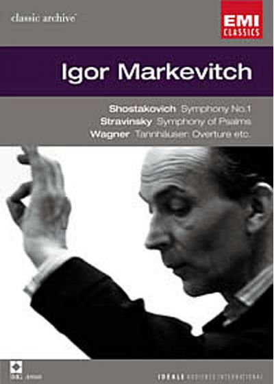 Igor Markevitch - DVD