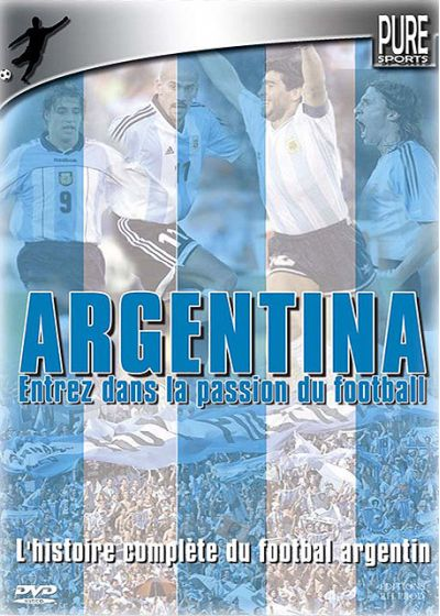 Argentina - Entrez dans la passion du football - DVD