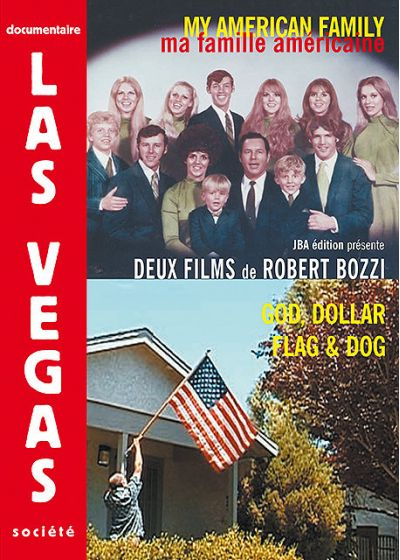 My American Family + God, Dollar, Flag & Dog - DVD