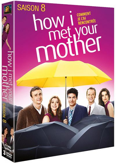 How I Met Your Mother - Saison 8 - DVD