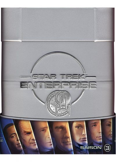 Star Trek - Enterprise - Saison 3 - DVD