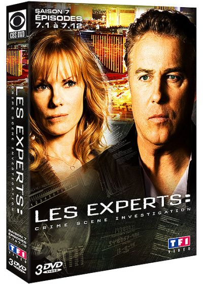 Les Experts - Saison 7 Vol. 1 - DVD