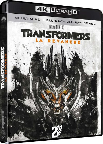 Transformers 2 - La revanche (4K Ultra HD + Blu-ray) - Blu-ray 4K