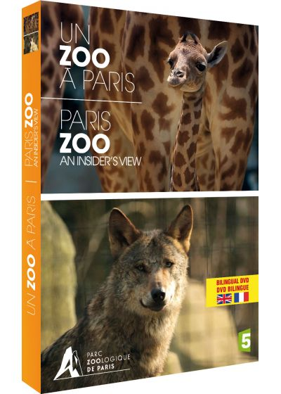 Un zoo à Paris - DVD