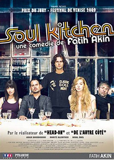 Soul Kitchen - DVD