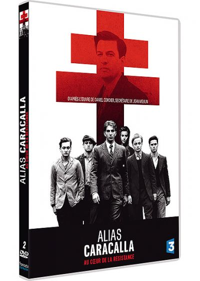 Alias Caracalla - DVD