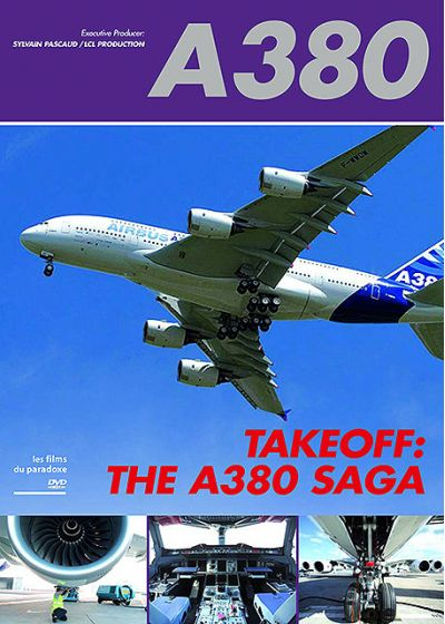 A380, Takeoff: The A380 Saga - DVD