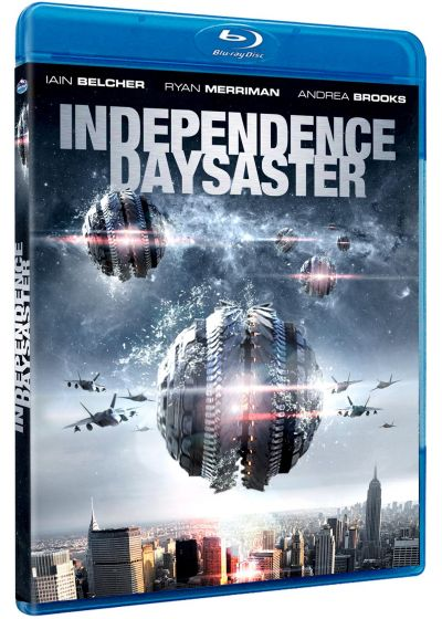Independence Daysaster - Blu-ray