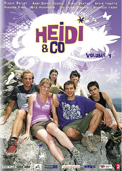 Heidi & Co - Vol. 4 - DVD