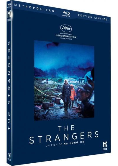 The Strangers (Édition Limitée) - Blu-ray
