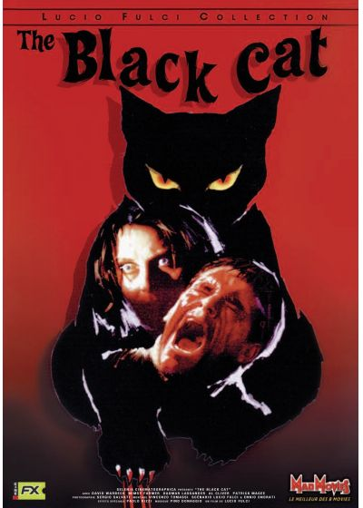The Black Cat - DVD