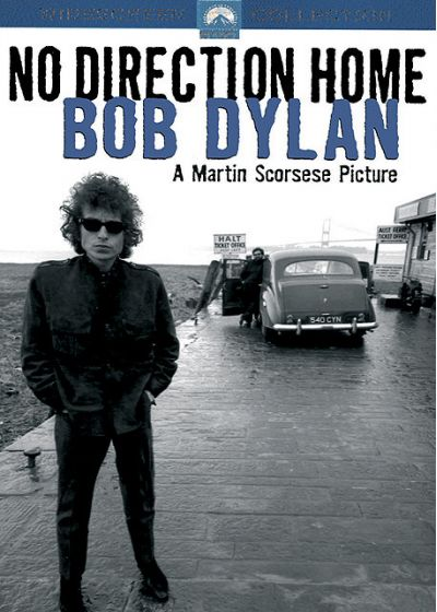 No Direction Home - Bob Dylan - DVD