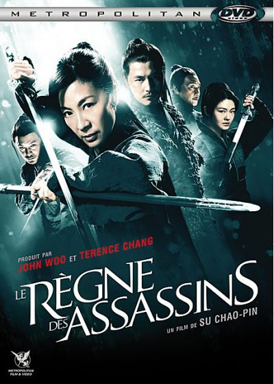 Le Règne des assassins - DVD