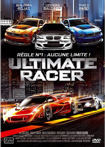 Ultimate Racer - DVD