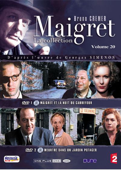 Maigret - La collection - Vol. 20 - DVD