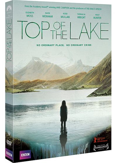 Top of the Lake - DVD