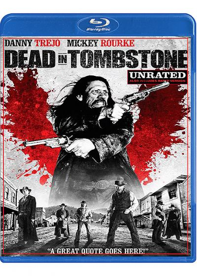 Dead in Tombstone (Non censuré) - Blu-ray