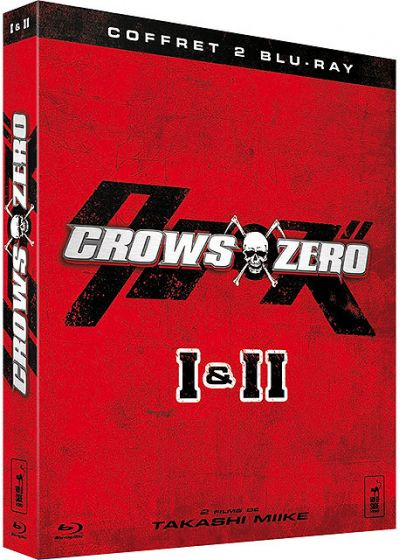 Crows Zero I & II - Blu-ray