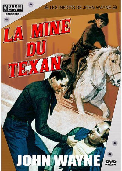 La Mine du texan - DVD