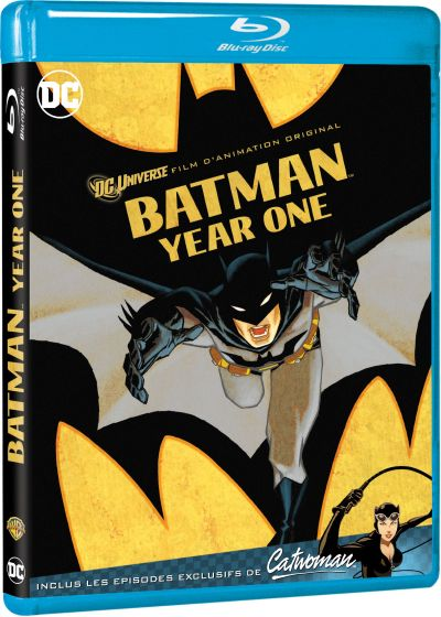 Batman: Year One - Blu-ray
