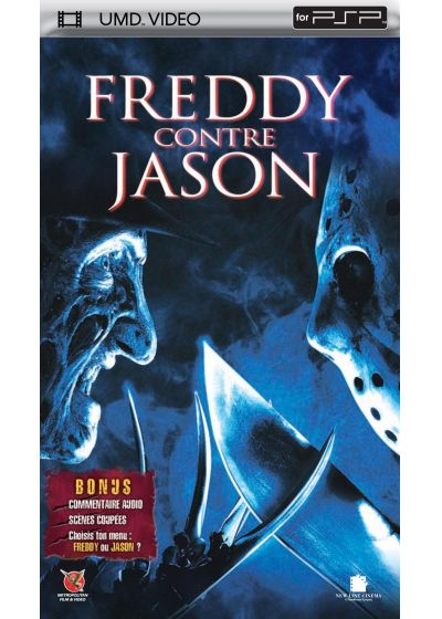 Freddy contre Jason (UMD) - UMD