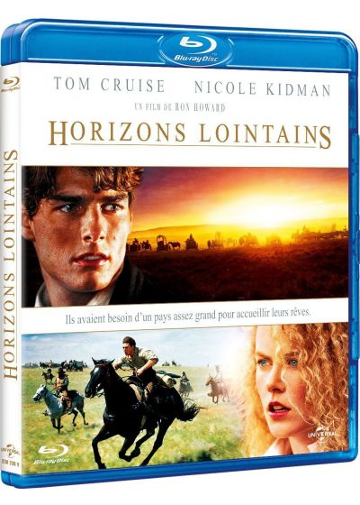 Horizons lointains - Blu-ray