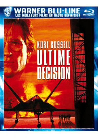 Ultime décision - Blu-ray