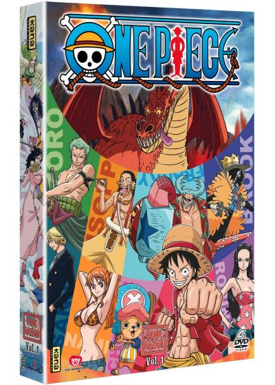 One Piece - Punk Hazard - Vol. 1 - DVD
