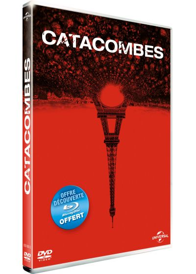 Catacombes (Édition DVD + Blu-ray) - DVD