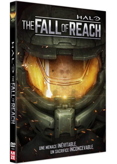 Halo : The Fall of Reach - DVD