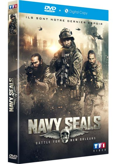 Navy Seals: Battle for New Orleans (DVD + Copie digitale) - DVD