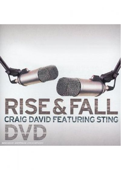 David, Craig - Rise & Fall (DVD single) - DVD