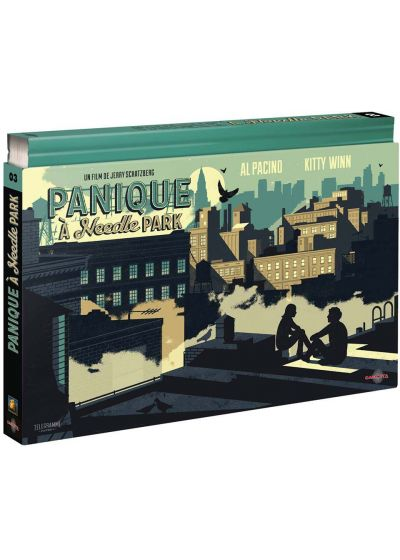 Panique à Needle Park (Édition Coffret Ultra Collector - Blu-ray + DVD + Livre) - Blu-ray
