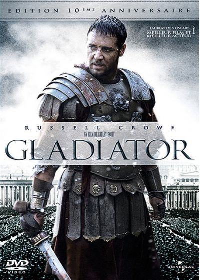 Gladiator (Édition Single) - DVD
