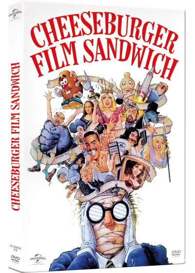 Cheeseburger Film Sandwich - DVD