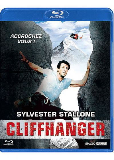 Cliffhanger - Traque au sommet - Blu-ray