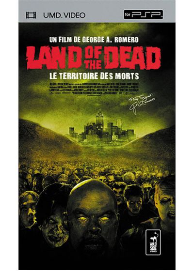 Land of the Dead (UMD) - UMD