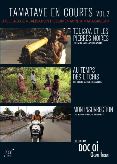 Tamatave en courts - Vol.2 - DVD