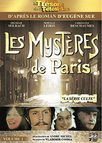 Mystères de Paris - Volume 2 - DVD