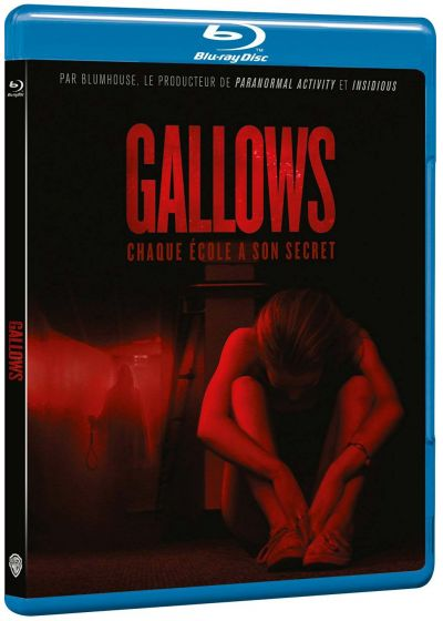 Gallows (Blu-ray + Copie digitale) - Blu-ray