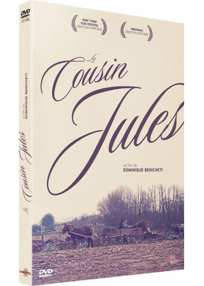 Le Cousin Jules (Version restaurée 2K) - DVD