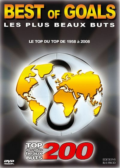 Best of Goals - Les plus beaux buts - Vol. 1 : Le Top du Top de 1958 à 2008 - DVD