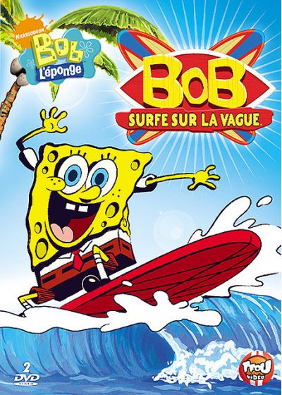 Bob l'éponge - Bob surfe sur la vague ! - DVD
