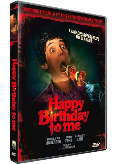 Happy Birthday to Me - DVD